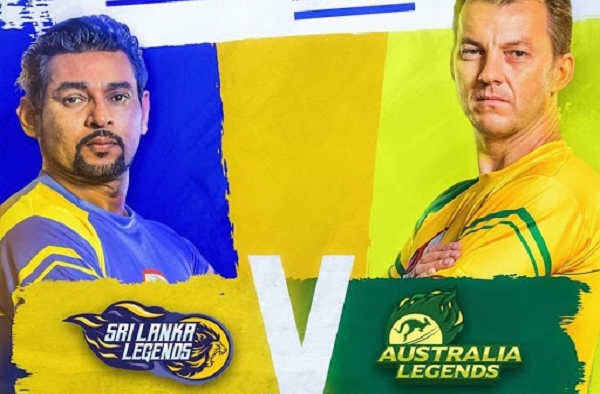 AU L vs SL L Live Score 2nd Match between Australia Legends Vs Sri Lanka Legends Live on 08 March 2020 Live Score & Live Streaming.
