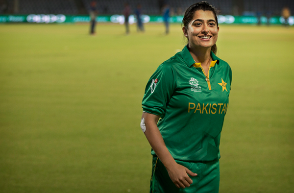 Sana Mir announced retirement after serving Pakistan for 15 years