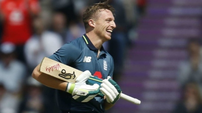 Jos Buttler's ICC WC19 jersey sold for £65,100
