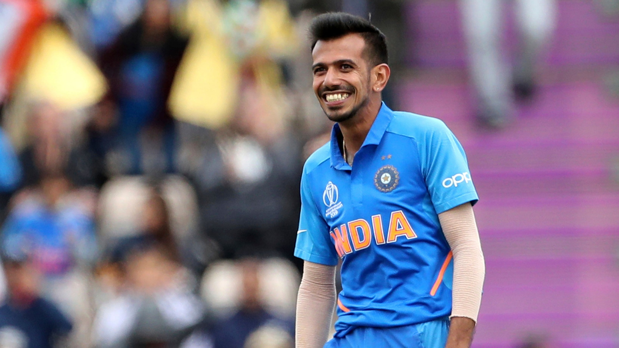 Yuzvendra Chahal: Better to resume cricket with IPL