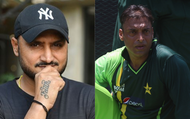 Harbhajan to Shoaib Akhtar: There are other ways to raise COVID-19 funds