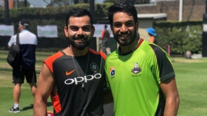 T20 World Cup: Haris Rauf sees Virat Kohli and Rohit Sharma as a challenge