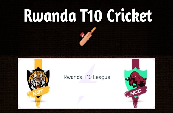 KGT vs NCC Live Score T10 Match of Rwanda Premier T10 League between NCC on 1 April 2020 Live Score & Live Streaming