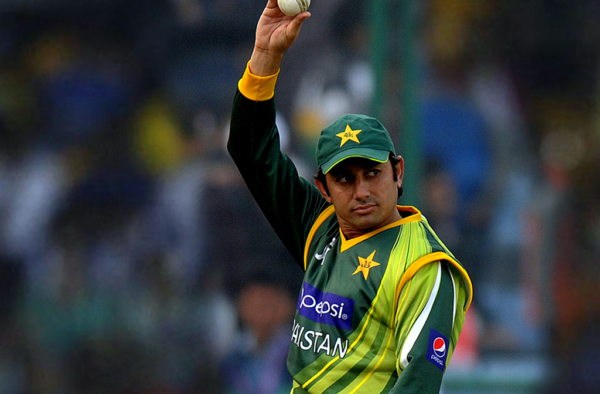 Saeed Ajmal recalls why he wanted to smash Anderson's head with his bat