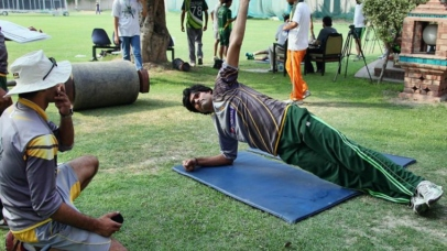 Two-days online fitness test to be kicked off by 20th April: PCB