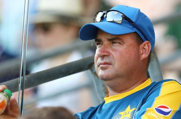Mickey Arthur discloses why he had a fight with Umar Akmal