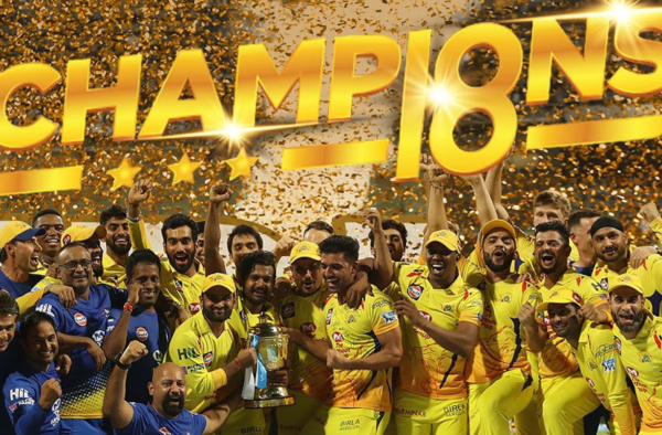 IPL governing council forbids Chennai Super Kings to reach UAE before August 20