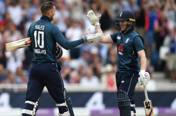 Alex Hales can still be considered: Eoin Morgan