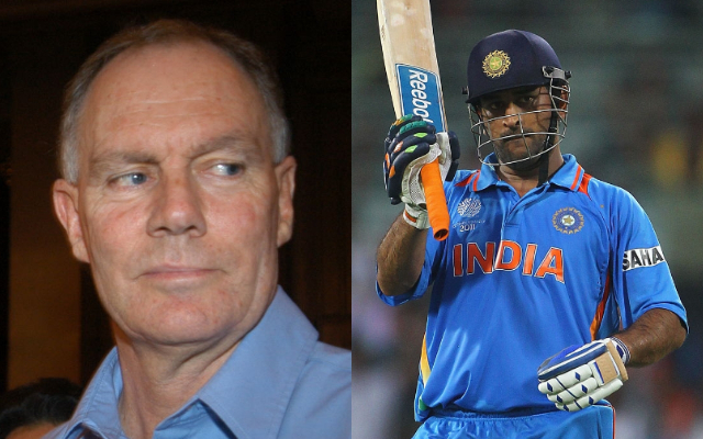Greg Chappell terms MS Dhoni as the most powerful batsman and the best finisher