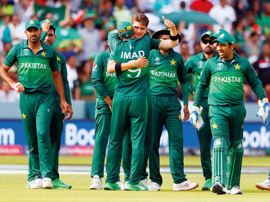 Pakistan scrolled down to 4th spot in ICC ranking for T20 teams