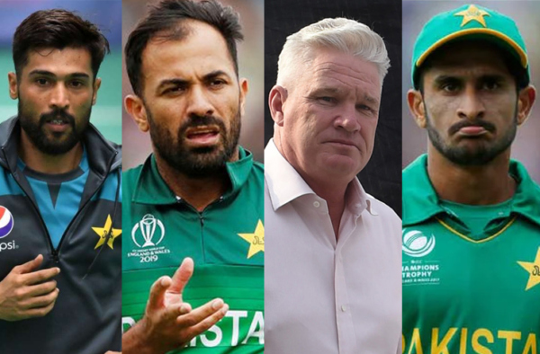 Dean Jones surprised on Amir, Wahab, Hassan's exclusion