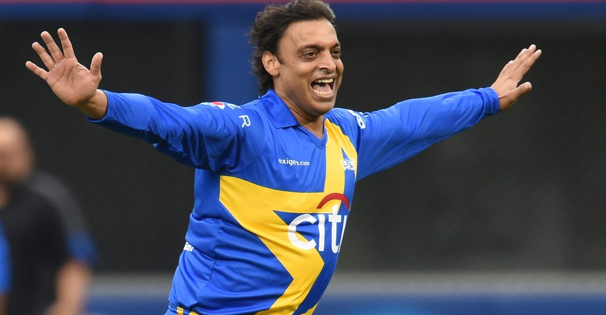 Reports: Shoaib Akhtar not linked with PCB for any post