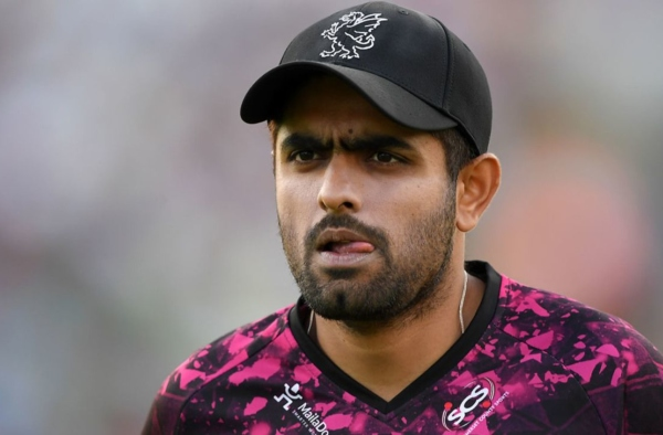 Somerset confirmed Babar's availability for Vitality Blast 2020
