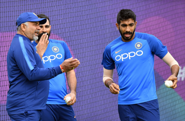Bharat Arun reveals the reason behind India's successful pace