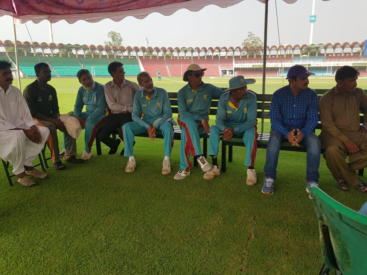PCB provide financial checks to help suffering umpires, coaches, staffs and more