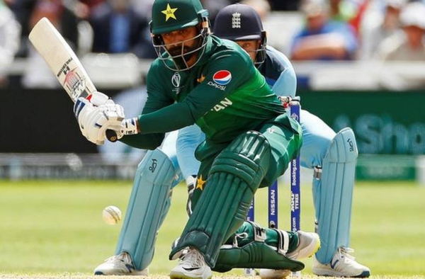 Hafeez's COVID-19 test comes positive again when the first sample got retested