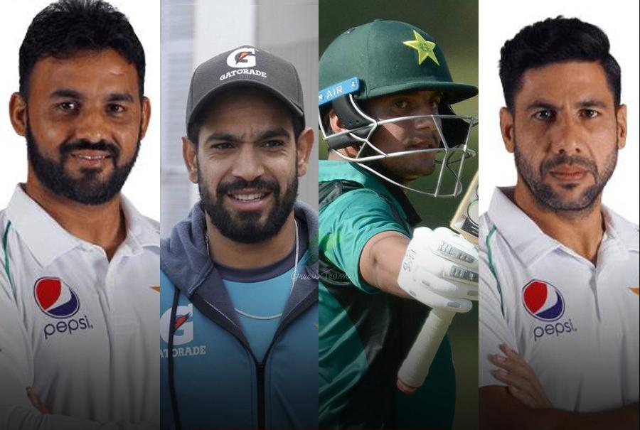 Haider Ali, Kashif Bhatti, Haris Rauf, and Imran Khan are still COVID-19 positive