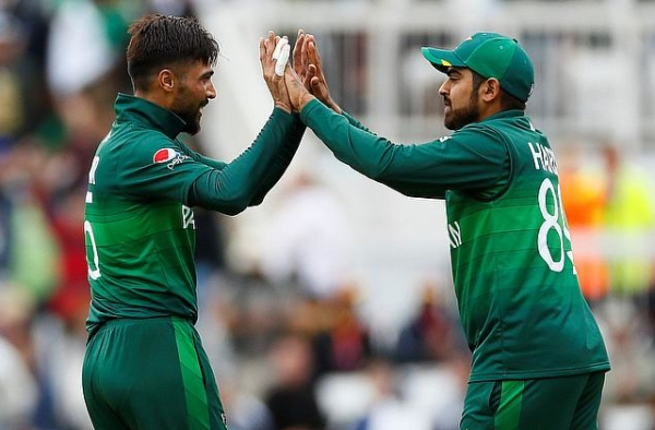 Amir and Haris Sohail dropped of Pakistan's 29 men squad for England tour