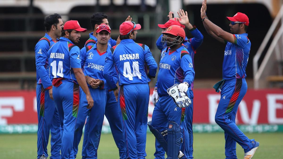 Afghanistan's senior players resume training in the midst of the Coronavirus fears