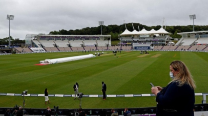 Eng vs WI: Cloud burst at England might be a hurdle for International Cricket after a long time
