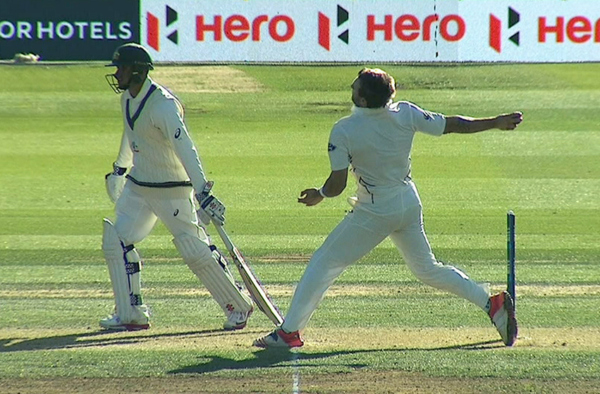 TV Umpires to call front-foot no-ball in England vs Pakistan Tests