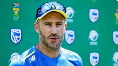 Du Plessis admits he lacked perspective on Black Lives Matter
