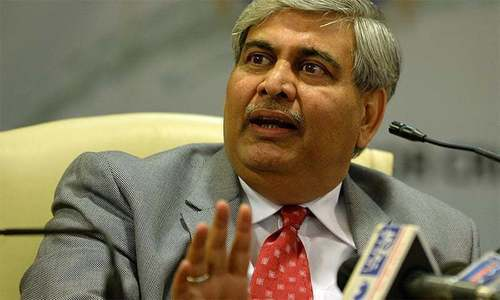 Indians were not happy with Shashank Manohar's role as ICC's head