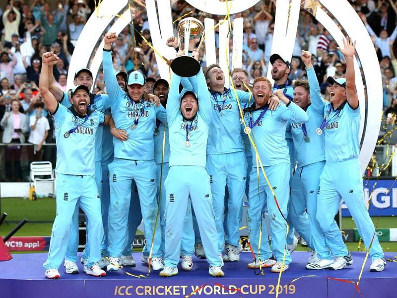 Throwback to the finals of the ICC World Cup 2019