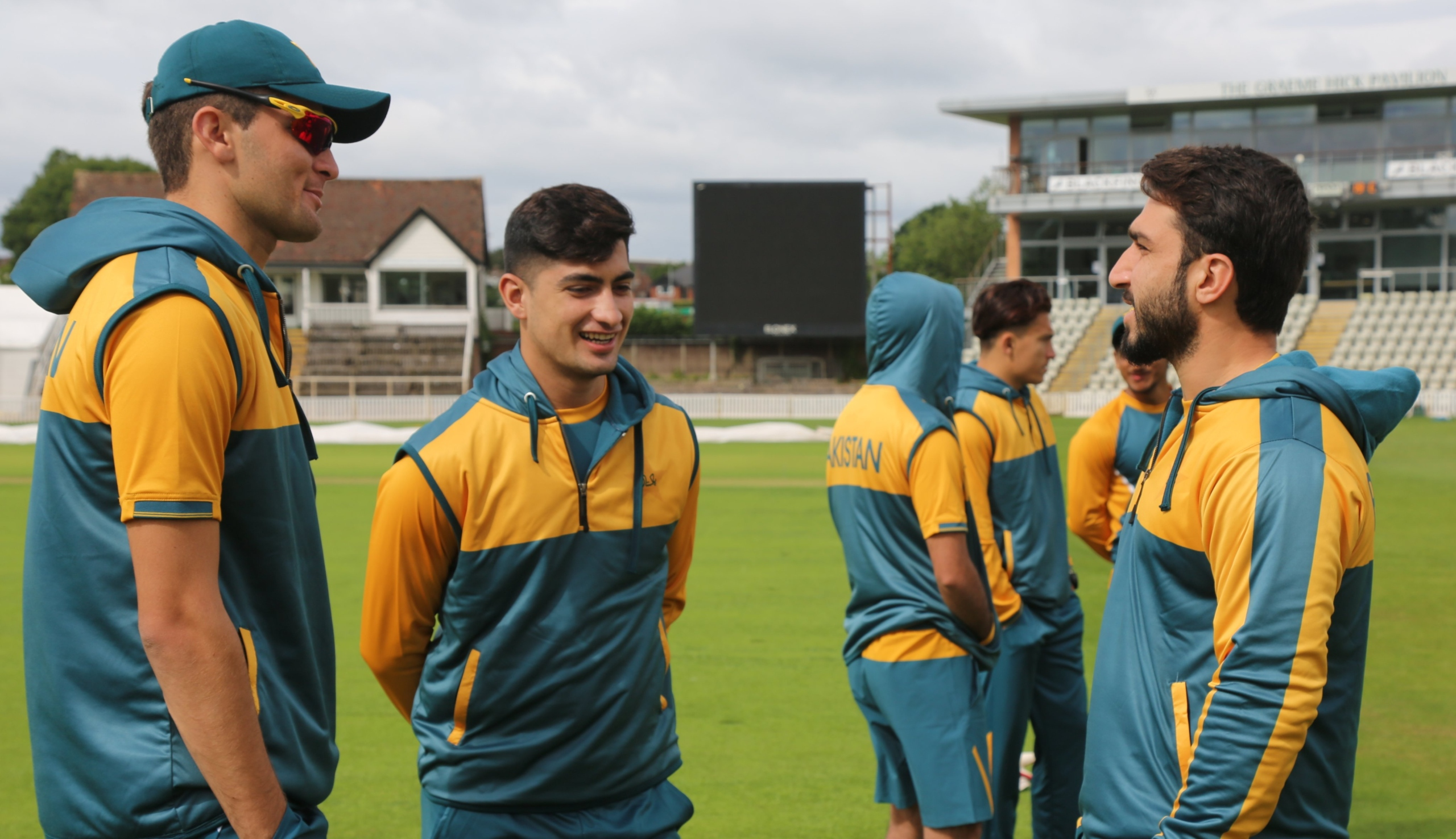"""""""We were in touch with players during the lockdown period as we could guide them about how to keep them fit. All looked in great shape and I am hopeful that we will produce good results on the tour,"""" he said."""