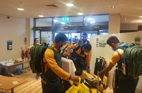 Wasim Khan: Even in 3-stars hotel, Pakistan team has the basics covered