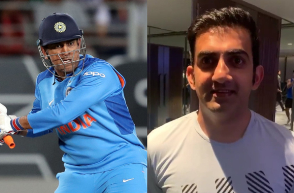 Gautam Gambhir: If Dhoni believes he can win the game for India, he shall step in