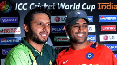 Shahid Afridi believes MS Dhoni is better at captaincy than Ricky Ponting