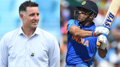 Michael Hussey: I hope Dhoni plays for the next 10 years