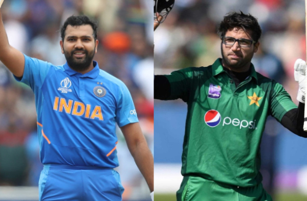 The former Indian player compares Imam Ul Haq to Rohit Sharma in ODIs