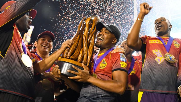 Caribbean Premier League (CPL) to be started from August 18. Image courtesy: Cricshots