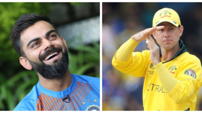 Brett Lee compares Virat Kholi's captaincy tactics to that of Ricky Ponting
