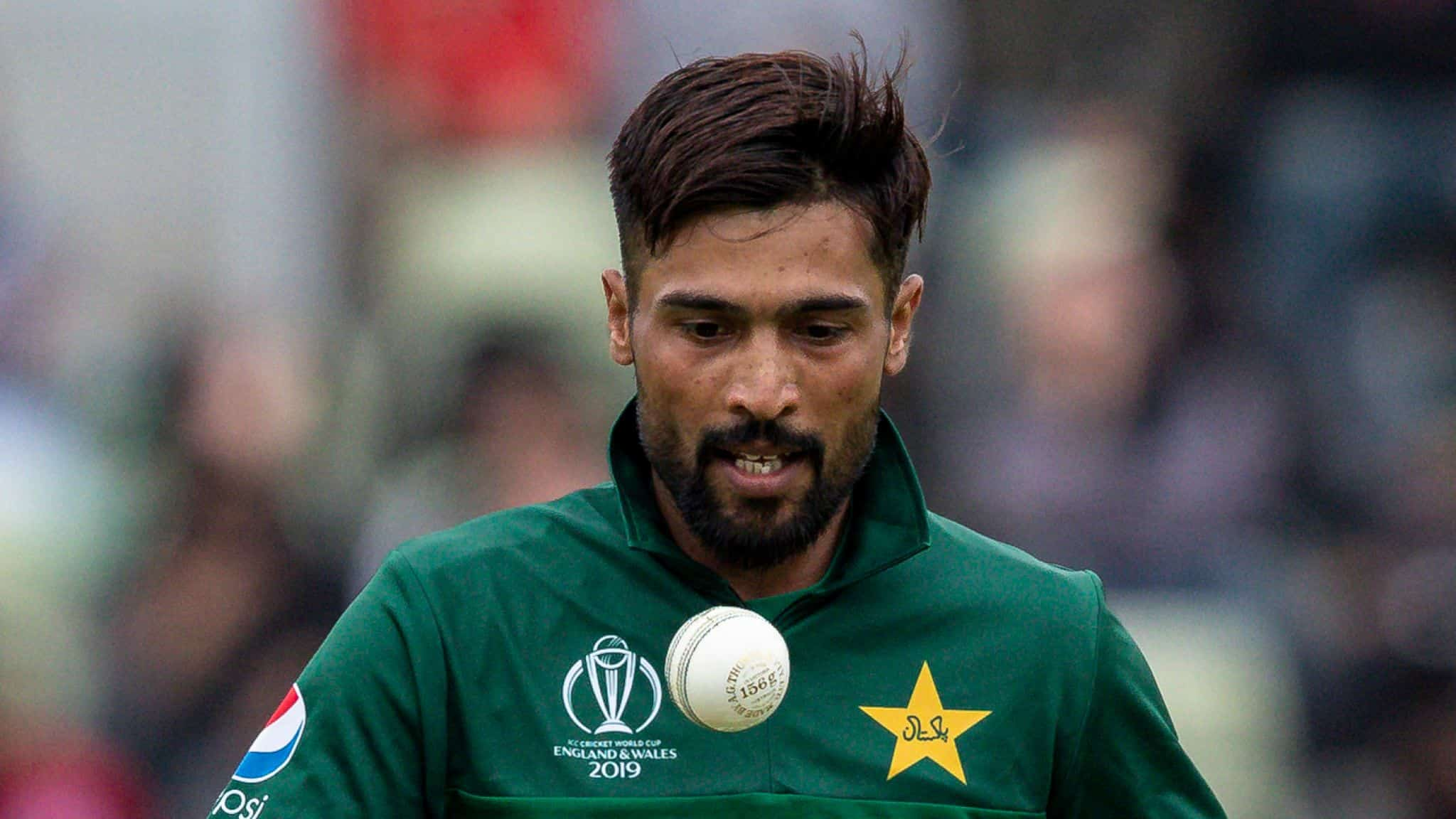 Mohammad Amir clears first round of the COVID-19 test. Photo Courtesy: The Current PK