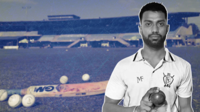 An Indian cricketer commits suicide after missing IPL 2020 contract. Image: The Logical Indian