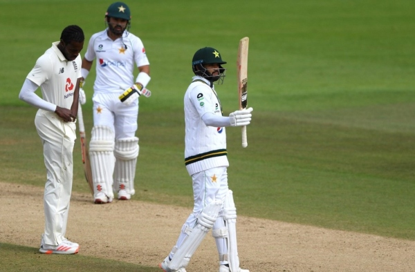 Azhar Ali impresses after many poor test innings, also crosses 6000 test runs