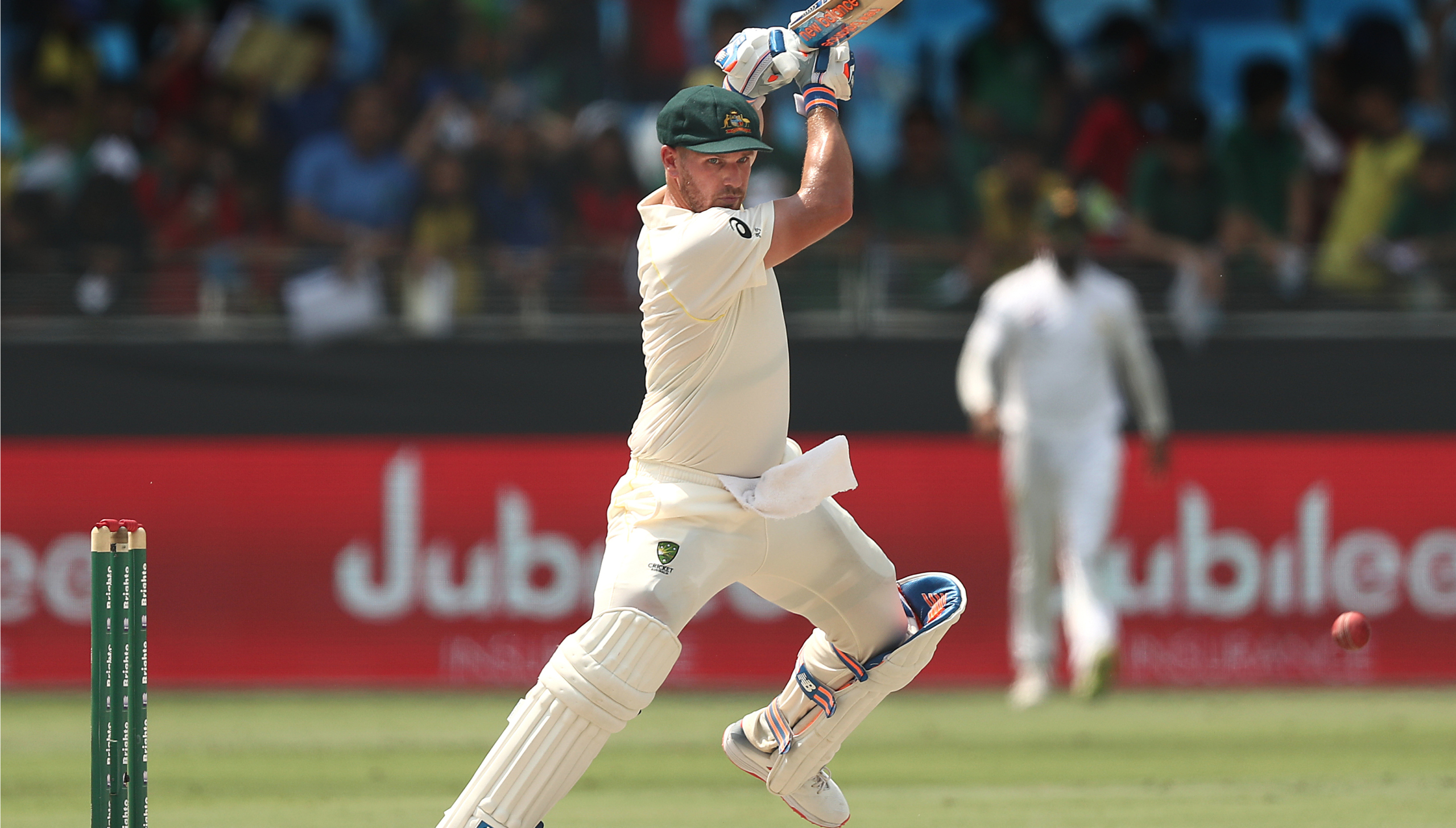 Read: Aaron Finch has his say on Test comeback