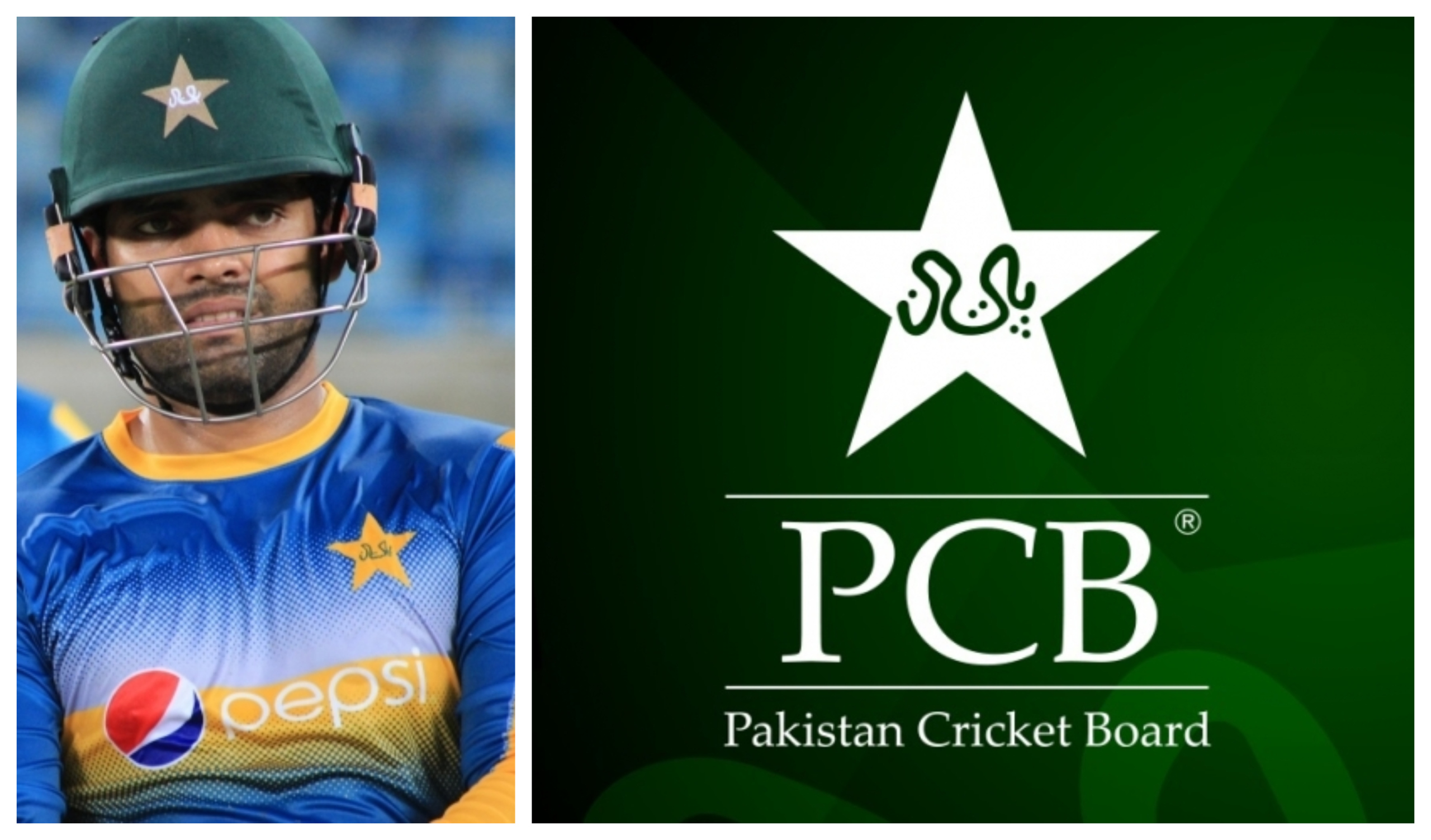 PCB to reverse the relief granted to Umar Akmal. Image courtesy: Crictribune