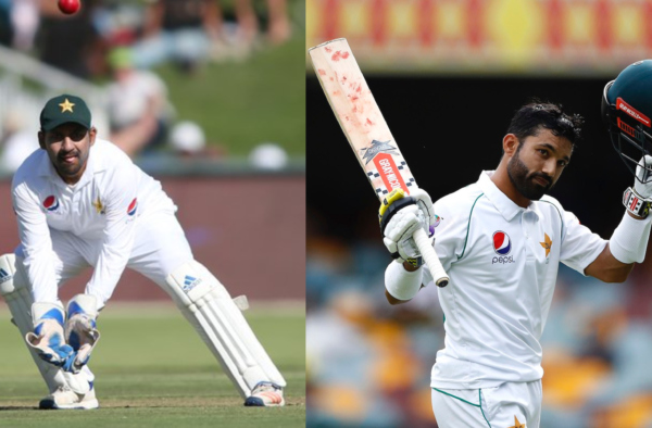 Will Rizwan's clinching test performance against England diminish Sarfaraz's test career?