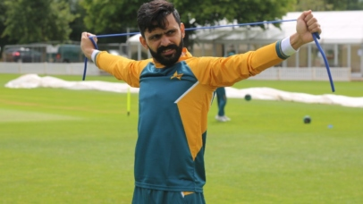 Will Fawad Alam's career diminish if he fails to score against England? Image: PCB