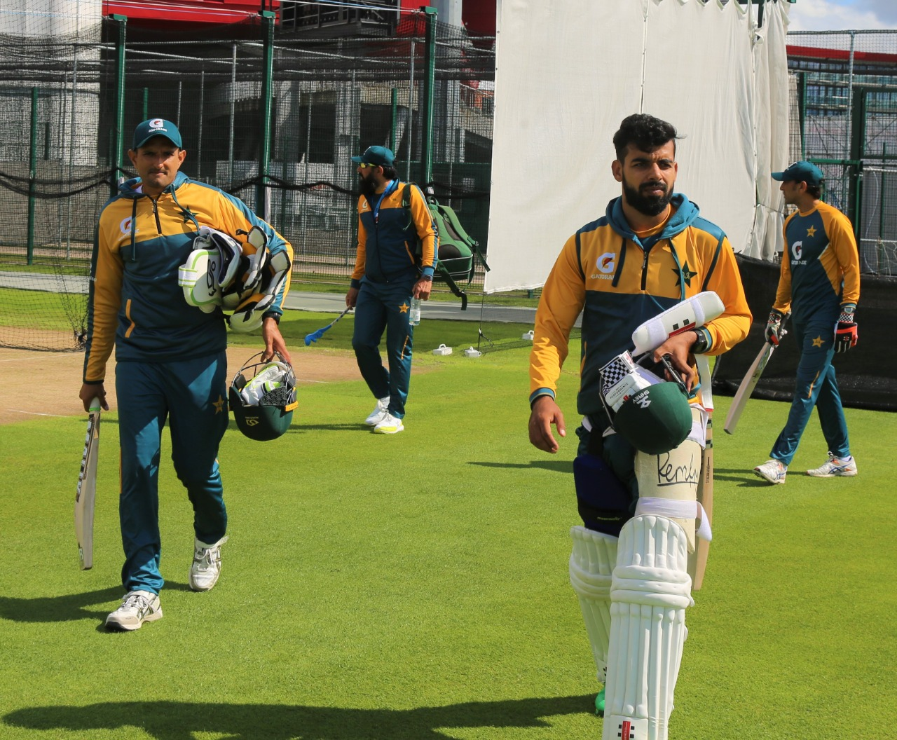16 players for Pak vs Eng test series shortlisted