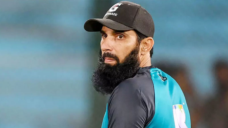 Misbah not pleased with the latest HPC roles