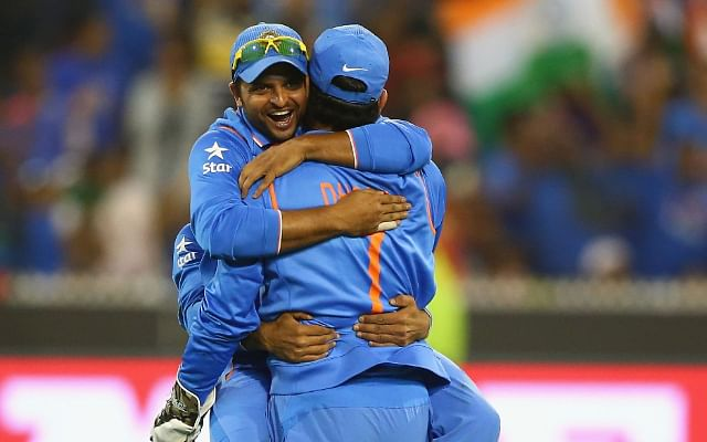 Who will you miss the most, MS Dhoni or Suresh Raina? Image: CricTracker