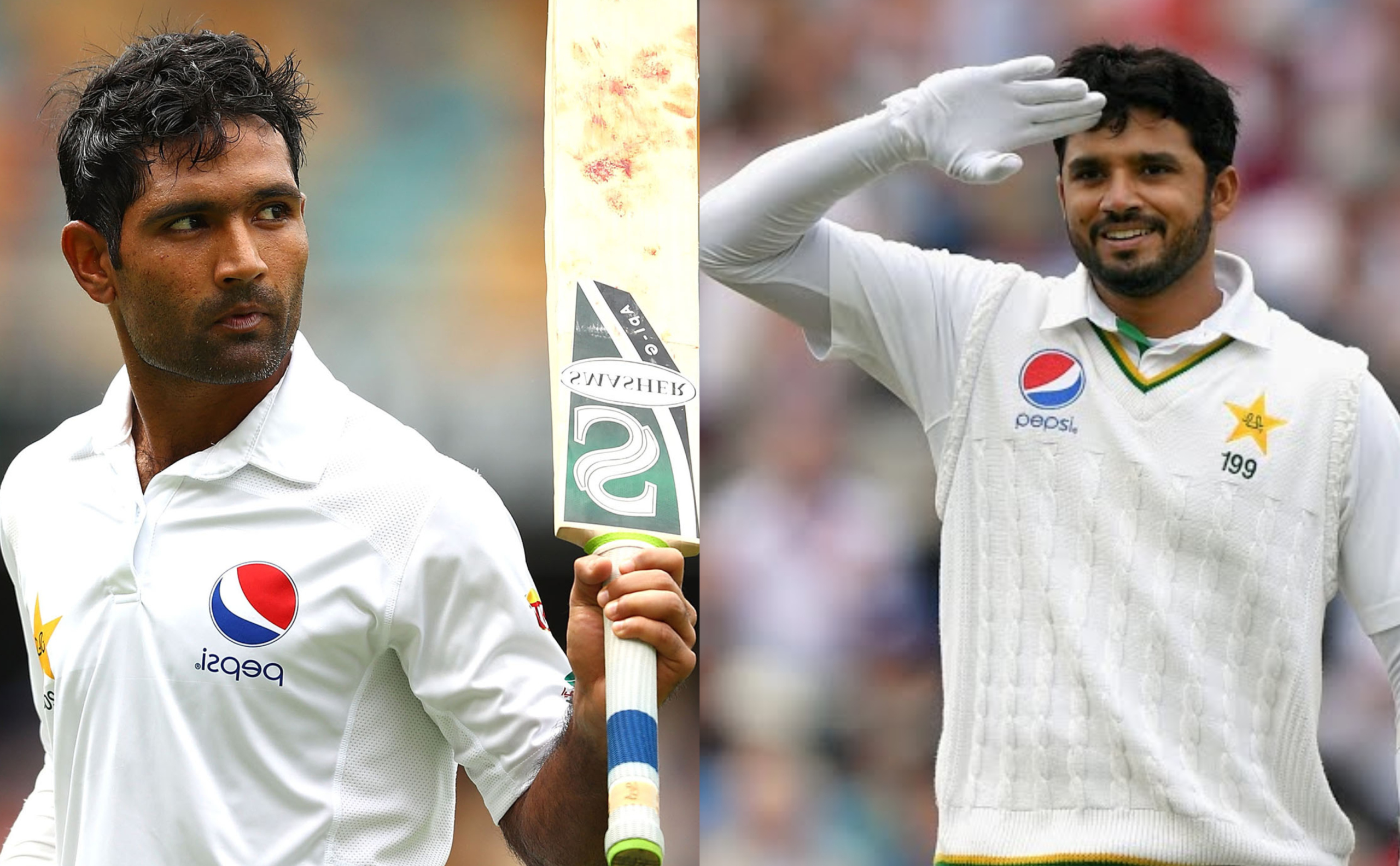 Javed Miandad prefers seeing Azhar Ali and Asad Shafiq in the Tests