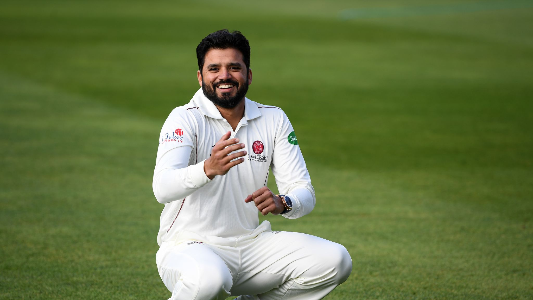 Azhar Ali: You cannot blame captaincy every time, England deserves credit. Image courtesy: SKY sports