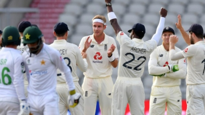 England to play with an unchanged squad in the third test