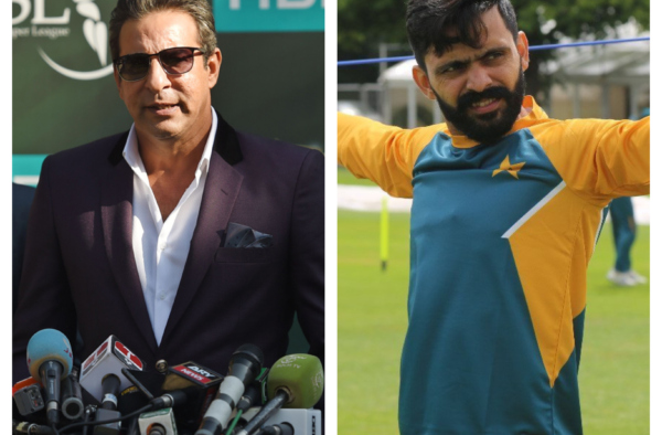 Wasim Akram wishes to see Fawad Alam in Pakistan's playing squad. Image courtesy: CricTribune